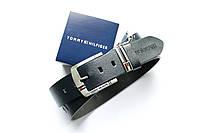 Ремень для джинсов Tommy Hilfiger синий, фото 1