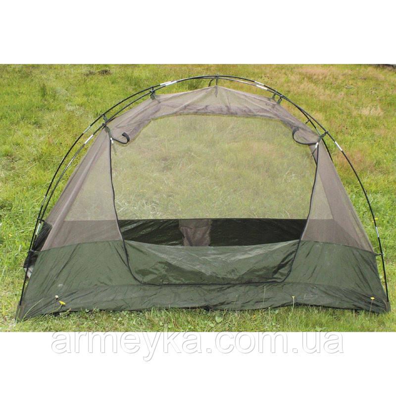 Москитная палатка ВС Голландии, оригинал. Без дуг (поперечных распорок).