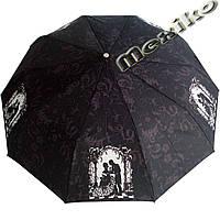 Зонт ZEST, полуавтомат серия 10 спиц, расцветка Темный Пушкин, фото 1