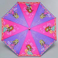 Детский зонт английской фирмы Zest, механика со светодиодами. №2, фото 1