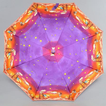 Детский зонт английской фирмы Zest, механика со светодиодами. №5