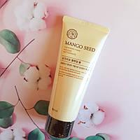 Пенка для умывания THE FACE SHOP Mango Seed Cleansing Foam   100 мл