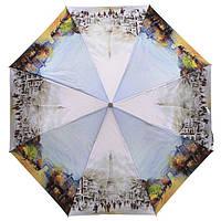 Зонт ZEST, полуавтомат серия Фото, расцветка Париж