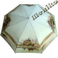 Зонт ZEST, полуавтомат серия Фото, расцветка Пагода