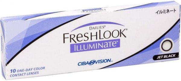 Цветные линзы FreshLook Illuminate