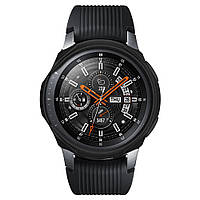 Чехол Spigen для Galaxy Watch Liquid Air (46mm), Black (603CS25100)