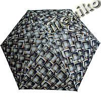 Зонт ZEST женский механика 5 сложений, цветной плоский. Расцветка №25, фото 1