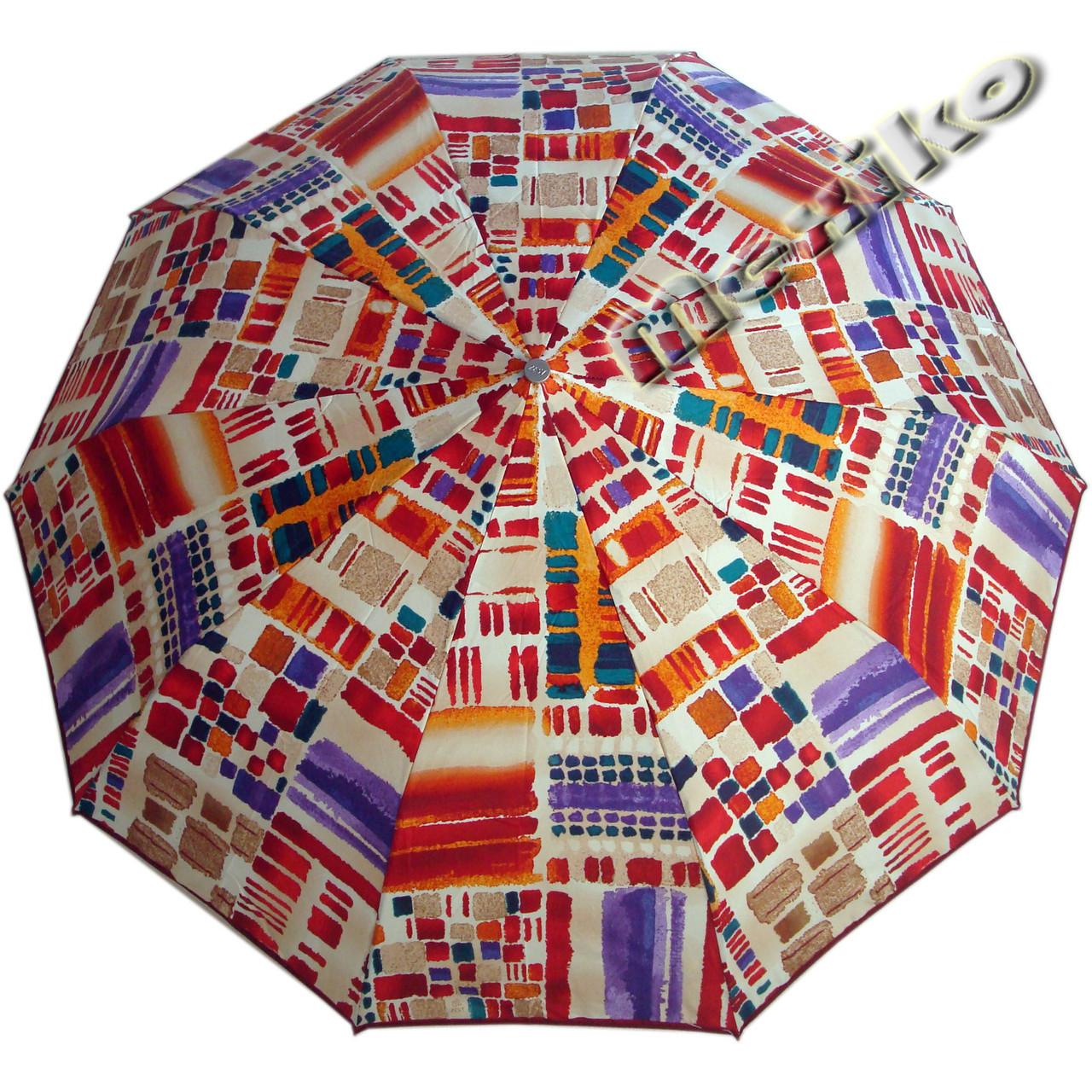 Зонт ZEST, полный автомат серия 10 спиц, расцветка Паолина