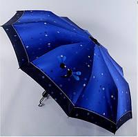 Зонт ZEST, полный автомат серия 10 спиц, расцветка Точка с запятой