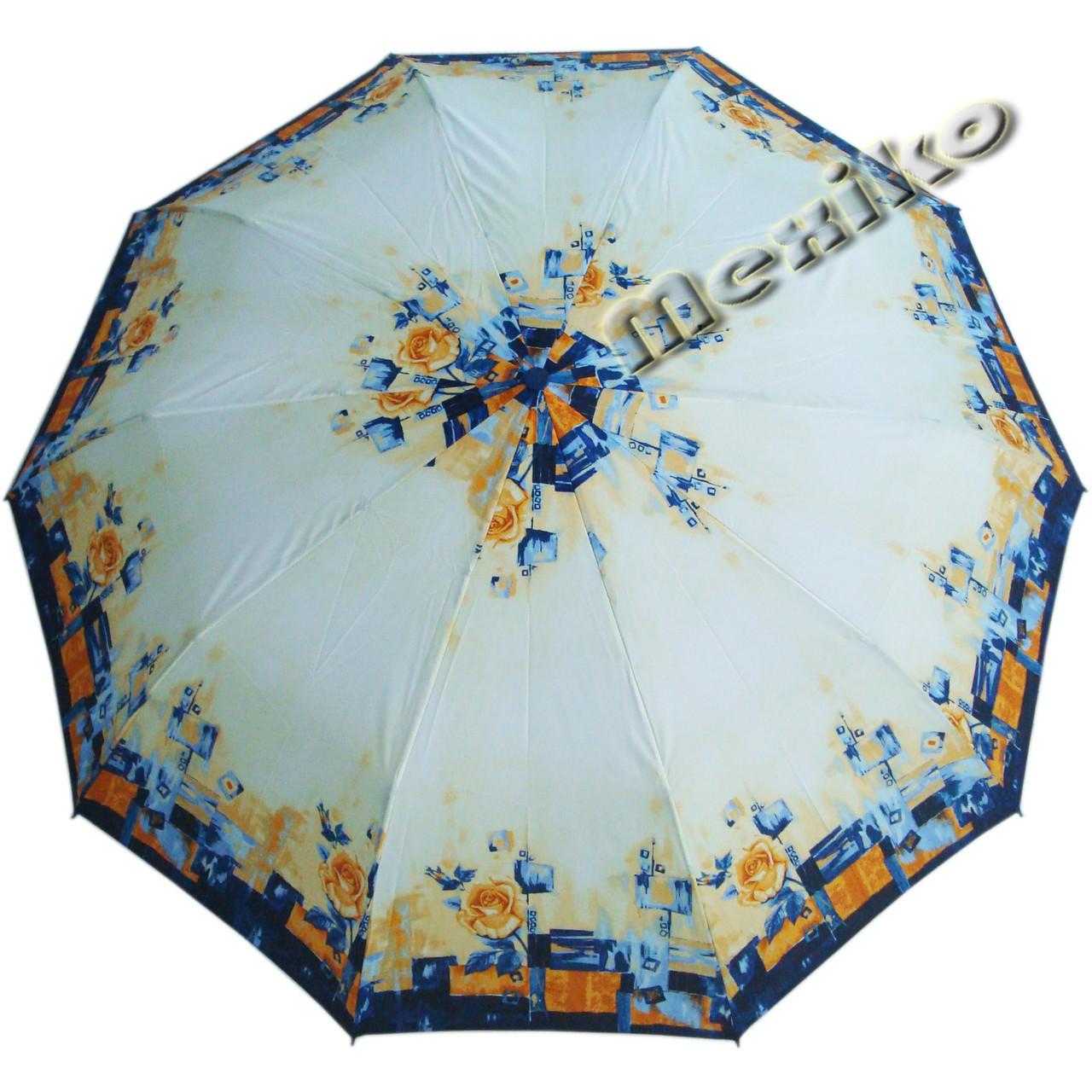 Зонт ZEST, полный автомат серия 10 спиц, расцветка Лоретт