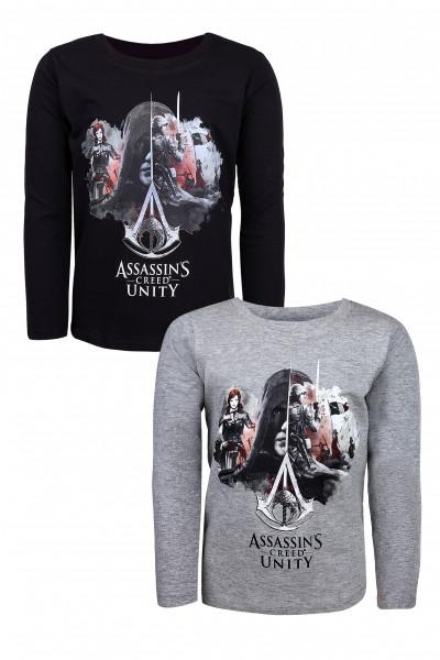 {есть:5/6 лет} Реглан для мальчиков Assassin's Creed, Артикул: 962-332 [5/6 лет]