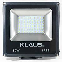 LED прожектор 30W SLIM KE09803