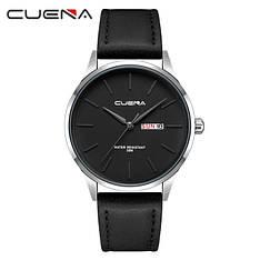 Чоловічі стильні водонепроникні годинники CUENA 6646 P01