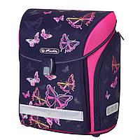 Ранец школьный Herlitz MIDI Butterfly Rainbow Бабочки (50020454), фото 1