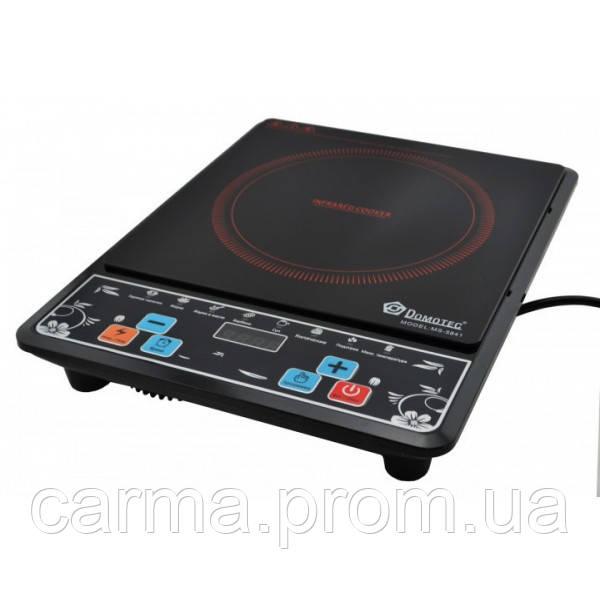 Электроплита инфракрасная настольная DOMOTEC MS-5841 2000 Вт