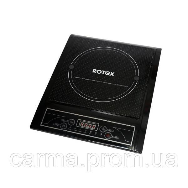 Электроплита индукционная настольная ROTEX RIO 180-C 2000 Вт