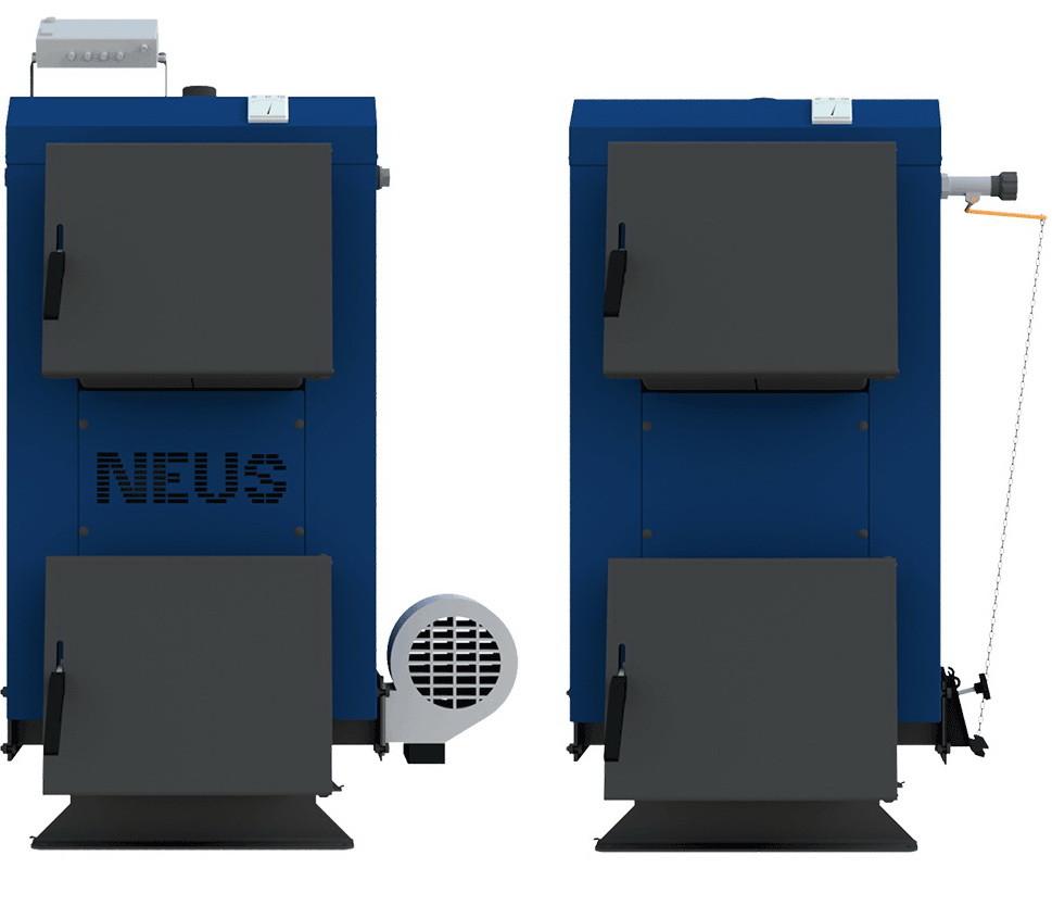 Твердотопливный котел Неус ЭКОНОМ 16 кВт, фото 1
