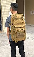 Рюкзак тактический городской туристический на 50л TacticBag Кайот, фото 2