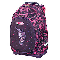 Рюкзак школьный Herlitz BLISS Unicorn Night Единорог (50013999), фото 1