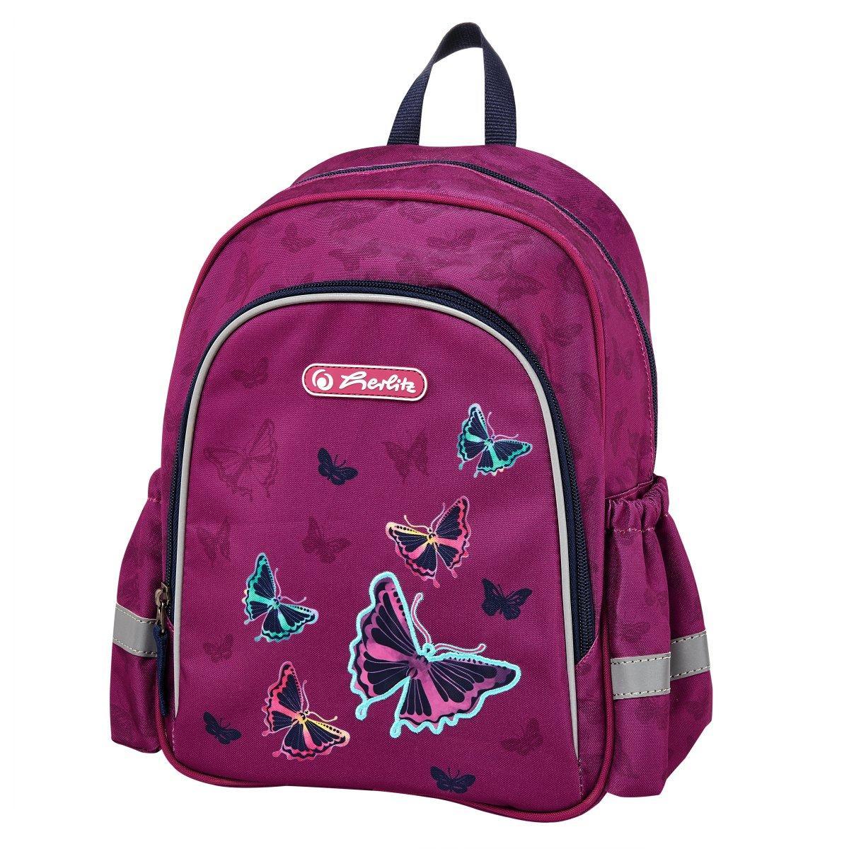 Рюкзак детский Herlitz Kids' Butterfly Бабочки (50020683)