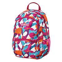 Рюкзак школьный Herlitz ZIPPER Geometric (50011469), фото 1