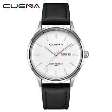 Чоловічі стильні водонепроникні годинники CUENA 6646 P03, фото 3