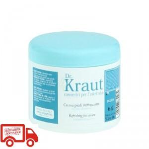 Dr.Kraut Refreshing feet cream Освежающий крем для ног с мятой, 500 мл