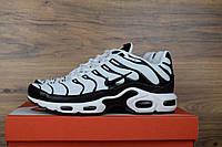 Мужские кроссовки Nike Air Max TN Plus White/Black