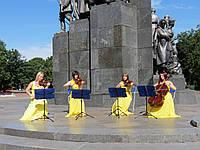 Струнный квартет,живая музыка,свадебный квартет, музыканты для праздника, музыкальное сопровождение  торжества