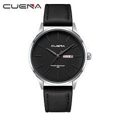 Мужские стильные водонепроницаемые часы CUENA 6646 P04, фото 2