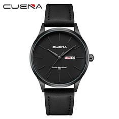 Чоловічі стильні водонепроникні годинники CUENA 6646 P04