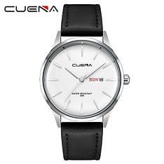 Чоловічі стильні водонепроникні годинники CUENA 6646 P05