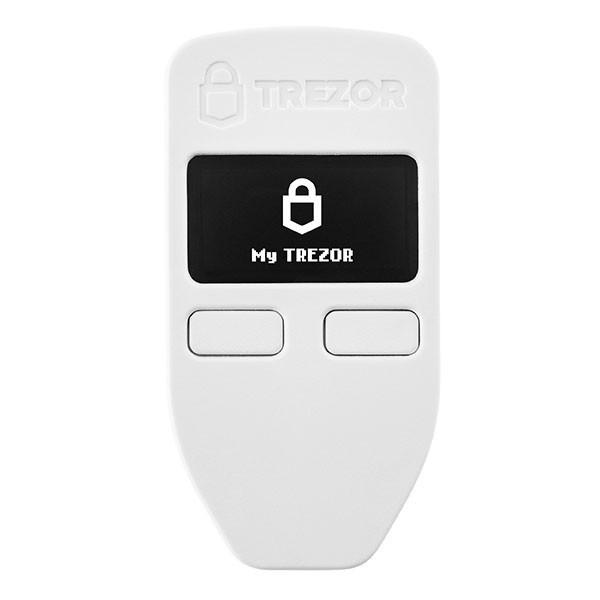 Крипто-кошелек Trezor
