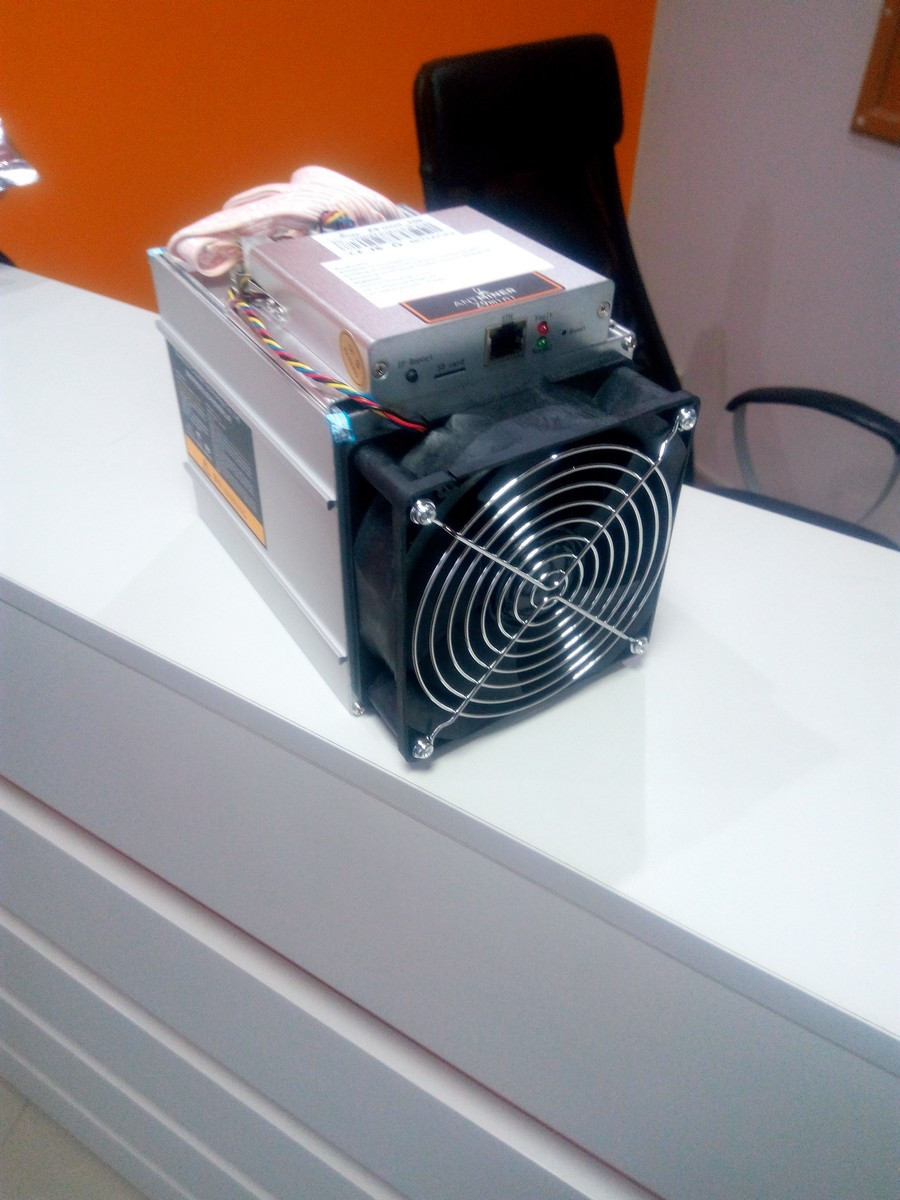 Asic Bitmain Antminer Z9 mini 15 kH/s Equihash