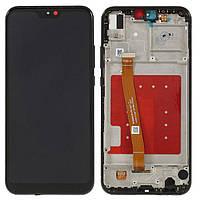Дисплей Huawei P20 Lite/Nova 3e with touchscreen black