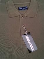 Мужская футболка (тенниска) ПОЛО American Style Хаки