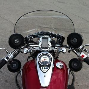 Колонки для мотоцикла