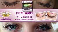 Сыворотка - Активатор роста ресниц Feg Pro Advanced