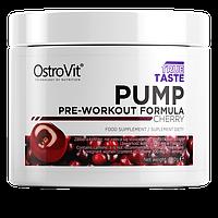 Предтренувальний комплекс Ostrovit Pump Pre-Workout Formula 300g