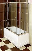 Душевой уголок (душевые шторки на ванну, раздвижные) , фото 1