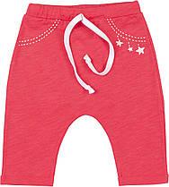 Штанишки Верес  Little Bear pink кулир 62 розовый