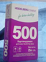 Цемент ПЦ-І-500 Кривой Рог (50кг)