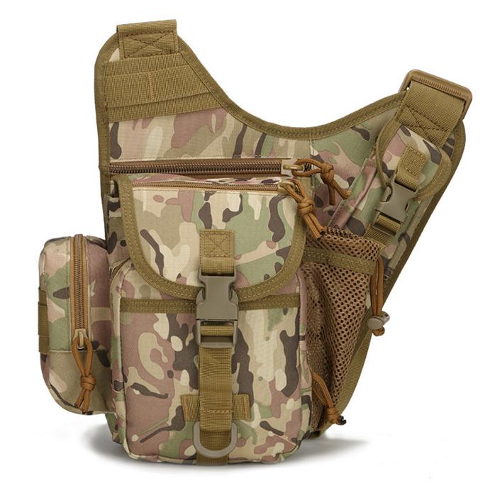 Универсальная городская тактическая сумка TacticBag Мультикам
