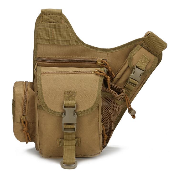 Универсальная городская тактическая сумка TacticBag Кайот