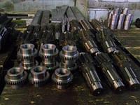 Изготовление шестерни и зубчатых колес