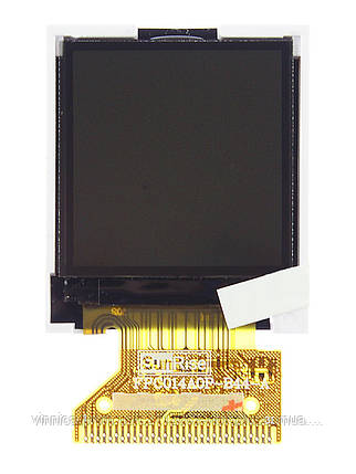 Дисплей (LCD) Fly DS105 (FPC014AOP-B44-A) 31pin, фото 2