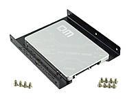 """Накопительный твердотельный (жесткий) диск SSD 2.5"""" SATA III 120GB, DMF500/120G в комплекте с адаптером для ПК"""