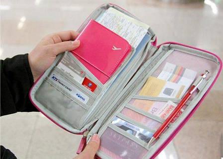 Органайзер для Путешествия Авиа Розовый (123307), фото 2
