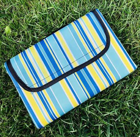 Водонепроницаемый коврик для пикника Blue (123872), фото 2