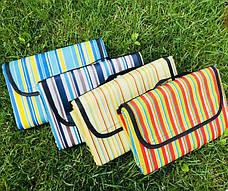 Водонепроницаемый коврик для пикника Blue (123872), фото 3